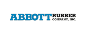 Logo Linking to Abbot Rubber Website
