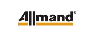 Logo Linking to Allmand Website